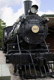 The Historic Casey Jones Home & Railroad Museum in Jackson, Tennessee Royalty Free Stock Photography