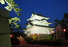 Historic castle in japan Stock Photos