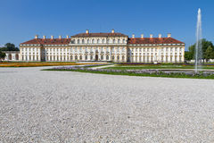 Historic Castle near Munich, Germany Royalty Free Stock Photo