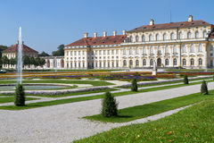 Historic Castle near Munich, Germany Stock Image
