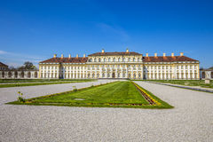 Historic castle Schleissheim Royalty Free Stock Photo