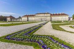 Historic castle Schleissheim Royalty Free Stock Images