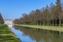 Historic castle Schleissheim near Munich Stock Images