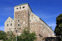 Historic Castle of Turku, Finland Royalty Free Stock Image