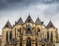 A historic Cathedral Royalty Free Stock Photography