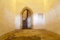 Historic cellar Royalty Free Stock Photo