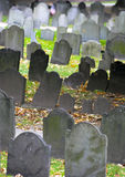Historic cemetery Royalty Free Stock Photography