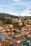 Historic Center of Bogota, Colombia Royalty Free Stock Image