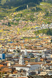 Historic Center Of Capital City Quito In Ecuador Stock Photography