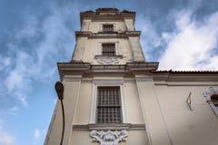 Historic center of the city of João Pessoa, northeastern Brazil. Historic center of the city of Joao Pessoa, northeastern Brazil. Tourist point, ancient city stock images
