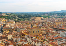 Historic center of Florence, Italy Stock Images