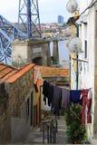 Historic Center. Historical center of Porto, Portugal Royalty Free Stock Photos