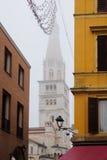 Historic center, Modena Stock Photo