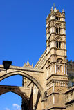 Historic center of palermo Stock Image