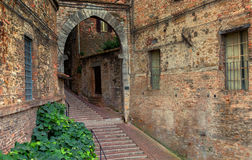 Historic center of Perugia Royalty Free Stock Photos