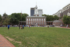 Historic center of Philadelphia, Pennsylvania , USA Stock Photo