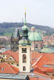 Historic center of Prague, Czech Republic Stock Image