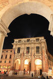 Historic center of Vicenza Royalty Free Stock Image