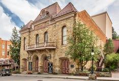Historic Central City Opera House Stock Photos