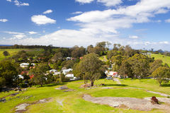 Historic Central Tilba Stock Image