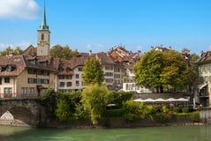 Historic centre of Bern Royalty Free Stock Photos