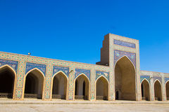Historic Centre of Bukhara Royalty Free Stock Photography
