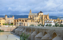 Historic centre of Cordoba Royalty Free Stock Photo