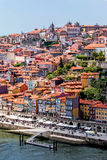 The historic centre of Porto Royalty Free Stock Image