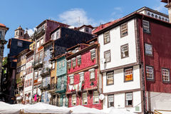 The historic centre of Porto Stock Images