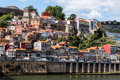 The historic centre of Porto Royalty Free Stock Images