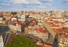 The historic centre of Porto Royalty Free Stock Photo