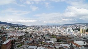 The Historic Centre Of Quito, Ecuador royalty free stock photo