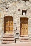 Historic centre of San Gimignano, Tuscany, Italy Stock Images