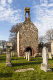 Historic Chapel at Fordyce in Aberdeenshire, Scotland. Royalty Free Stock Image