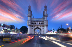 Historic Charminar Stock Photo