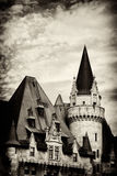 Historic Chateau Laurier in Ottawa Stock Photo