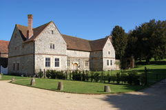 Historic Chawton, Hampshire Stock Image