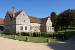 Historic Chawton, Hampshire Stock Image