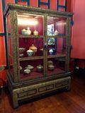 Historic of Chinaware Royalty Free Stock Photos