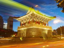 Historic Chinese architecture Stock Photos