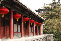 Historic Chinese building Stock Photo