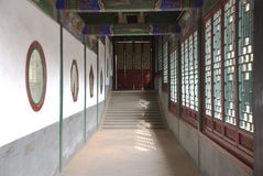 Historic Chinese building Stock Photography