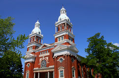 Historic church Stock Photos