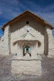 Historic Church on the Altiplano Royalty Free Stock Photo