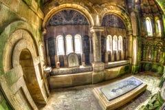 Historic Church Argyll Royalty Free Stock Photos