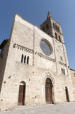 Historic church in Bevagna Stock Image