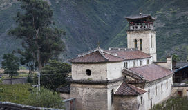 Free Historic Church Buildings In China. Royalty Free Stock Photo - 11538035