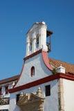 Historic Church in Cartagena Royalty Free Stock Photos