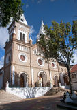 The historic church in the center of Loja Royalty Free Stock Photo