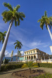 Historic church in the city of Trinidad, Cuba Stock Photo